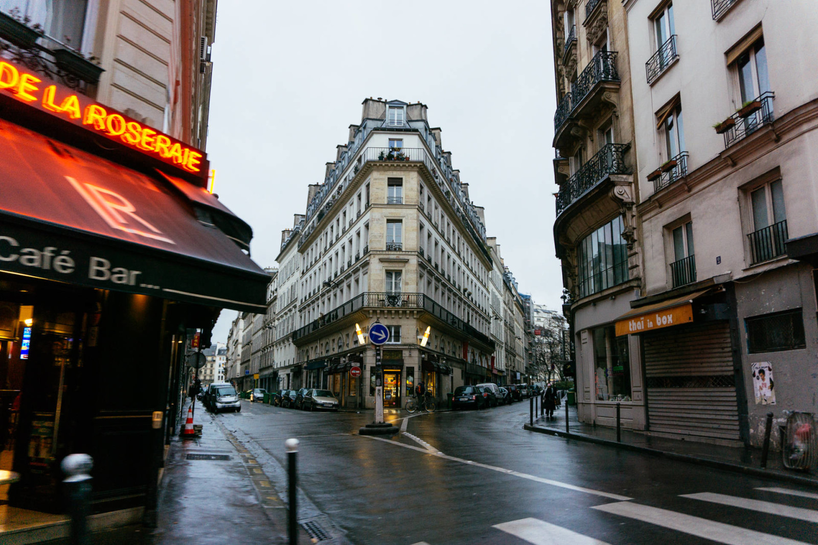 First Time for Everything – Paris and More
